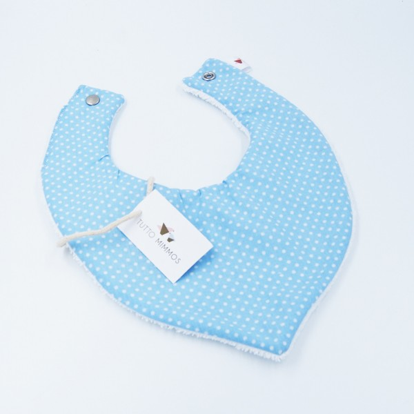 Bandana Little Dots azul
