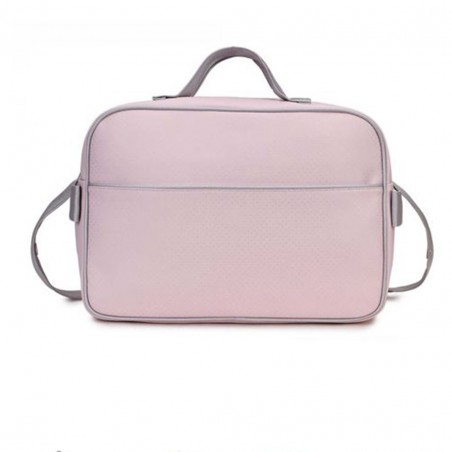 Bolso maternal Topitos Pink