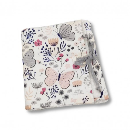 Cambiador paseo pocket Butterfly