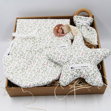 Newborn Box Romantic Pink